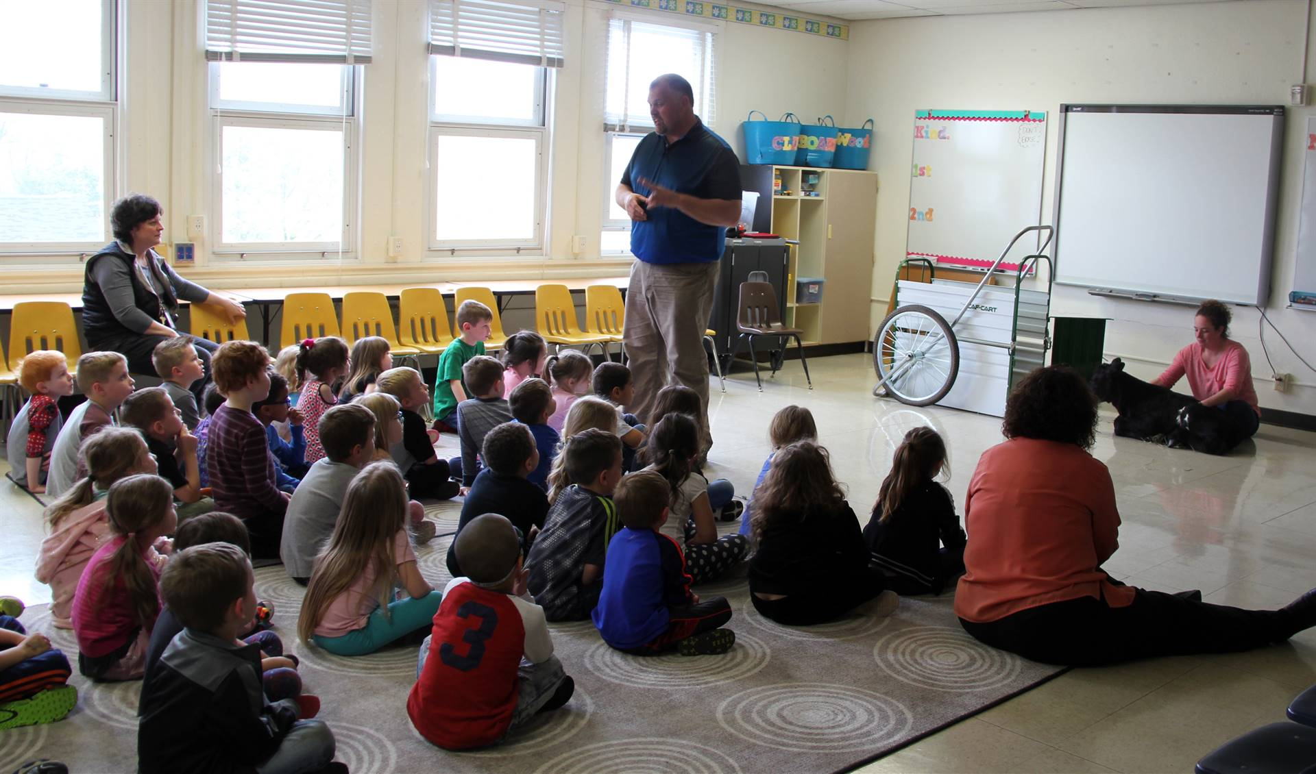 Kindergarten Ag in the Classroom Activity 11