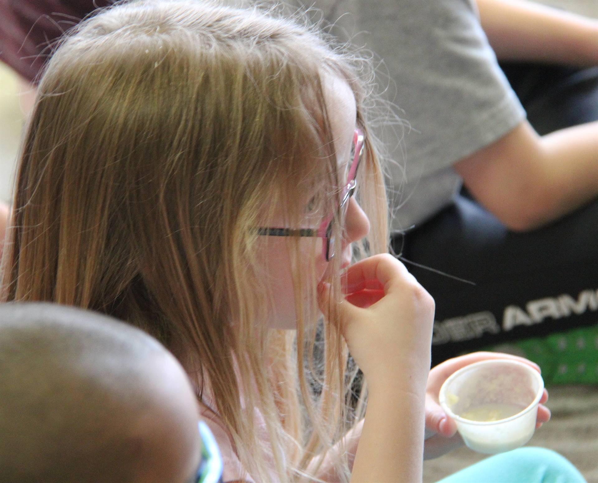 Kindergarten Ag in the Classroom Activity 10
