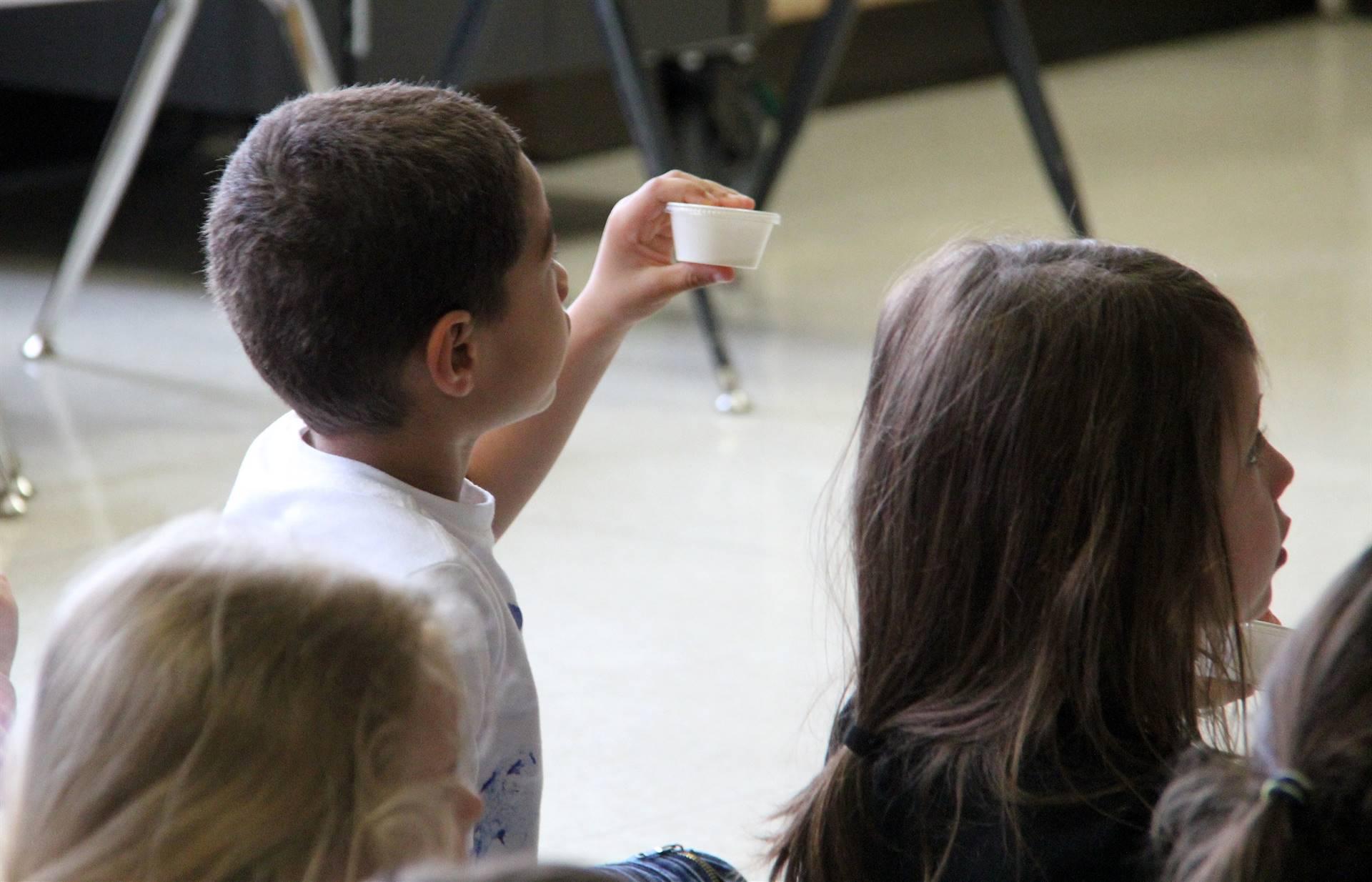 Kindergarten Ag in the Classroom Activity 3