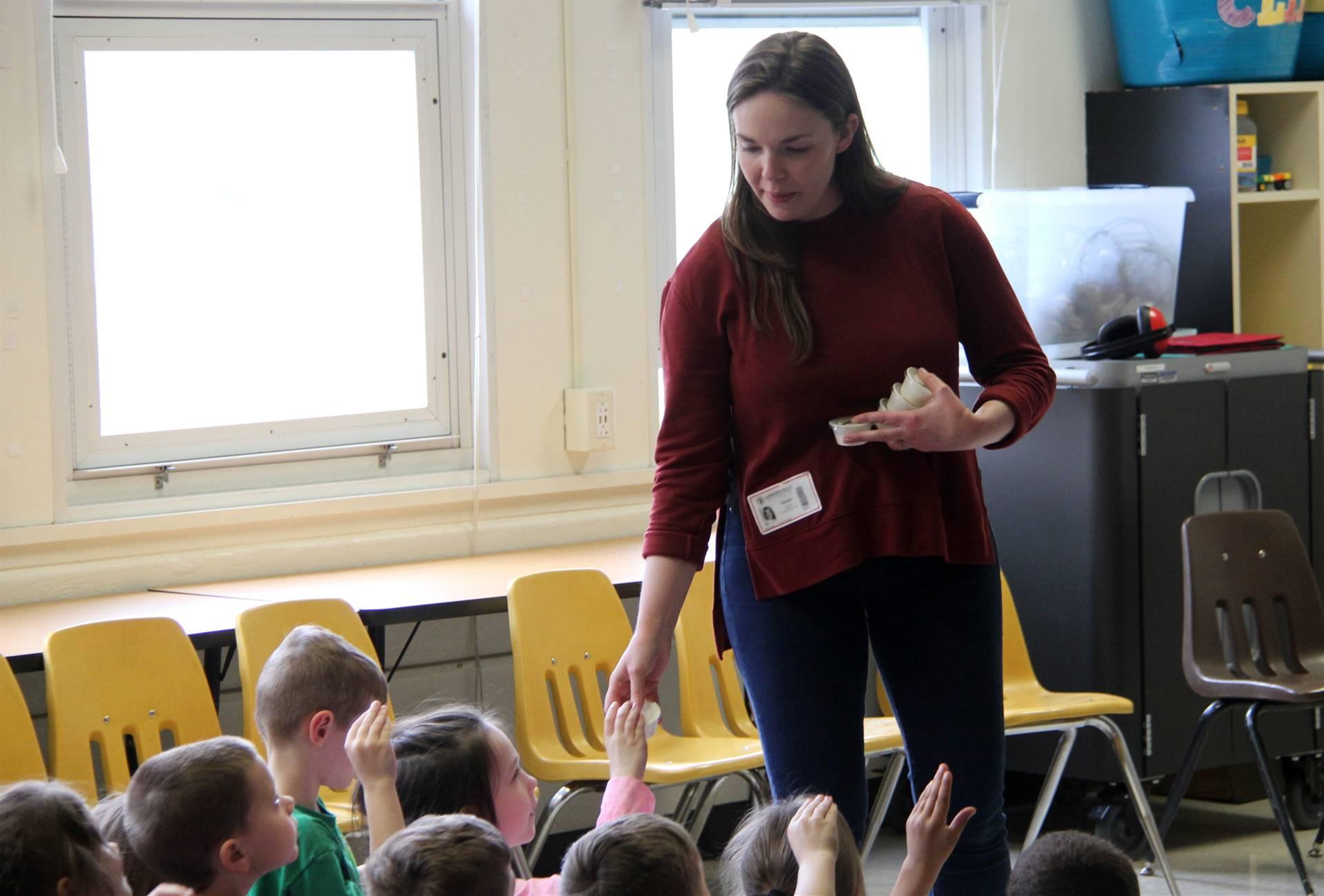 Kindergarten Ag in the Classroom Activity 2