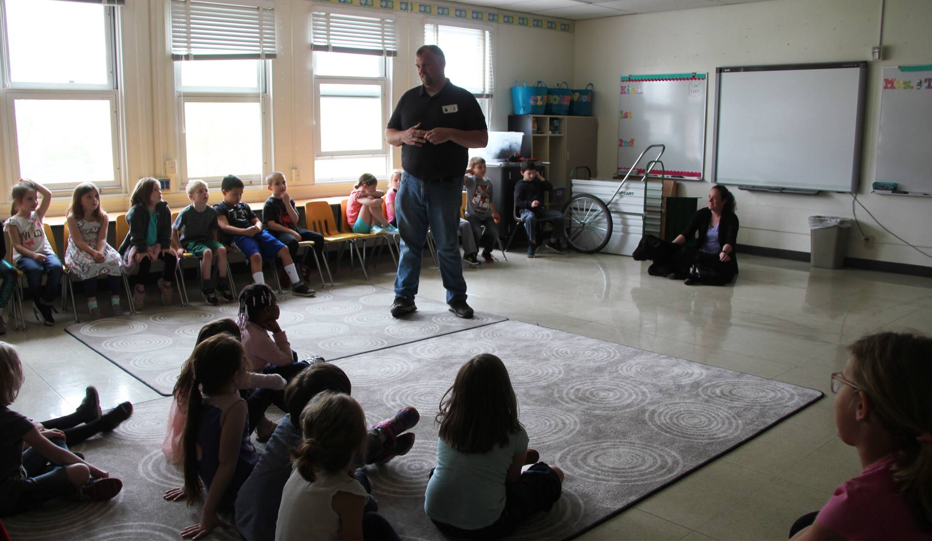 First Grade Ag in the Classroom Activity 12