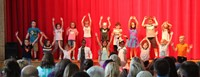 students singing in first grade show 3