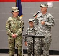 Port Dickinson Elementary Flag Day Ceremony Photo 20