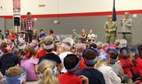 Port Dickinson Elementary Flag Day Ceremony Photo 17