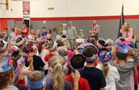 Port Dickinson Elementary Flag Day Ceremony Photo 12