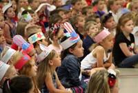 Port Dickinson Elementary Flag Day Ceremony Photo 7