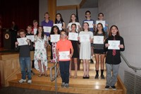 Eighth Grade Moving Up Ceremony 37