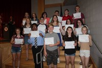 Eighth Grade Moving Up Ceremony 28