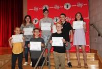 Sixth and seventh grade awards 47