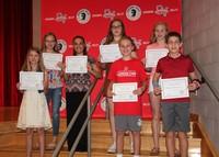 Sixth and seventh grade awards 39