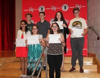 Sixth and seventh grade awards 37