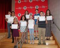 Sixth and seventh grade awards 36