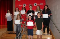 Sixth and seventh grade awards 34