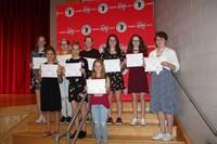 Sixth and seventh grade awards 31