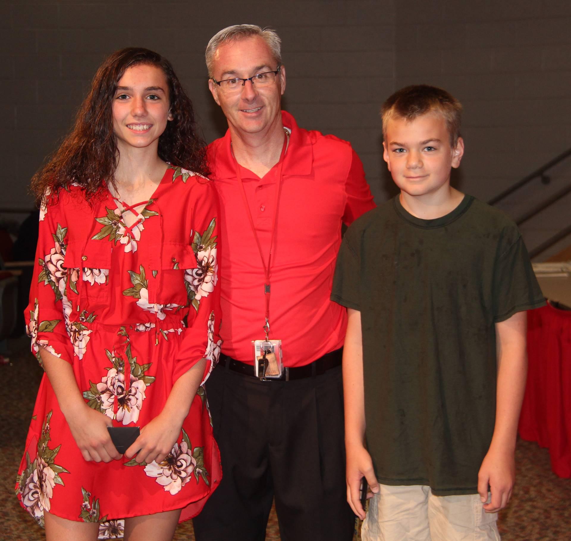 Sixth and seventh grade awards 27