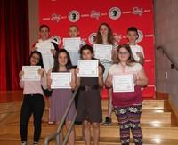 Sixth and seventh grade awards 42
