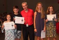 Sixth and seventh grade awards 25