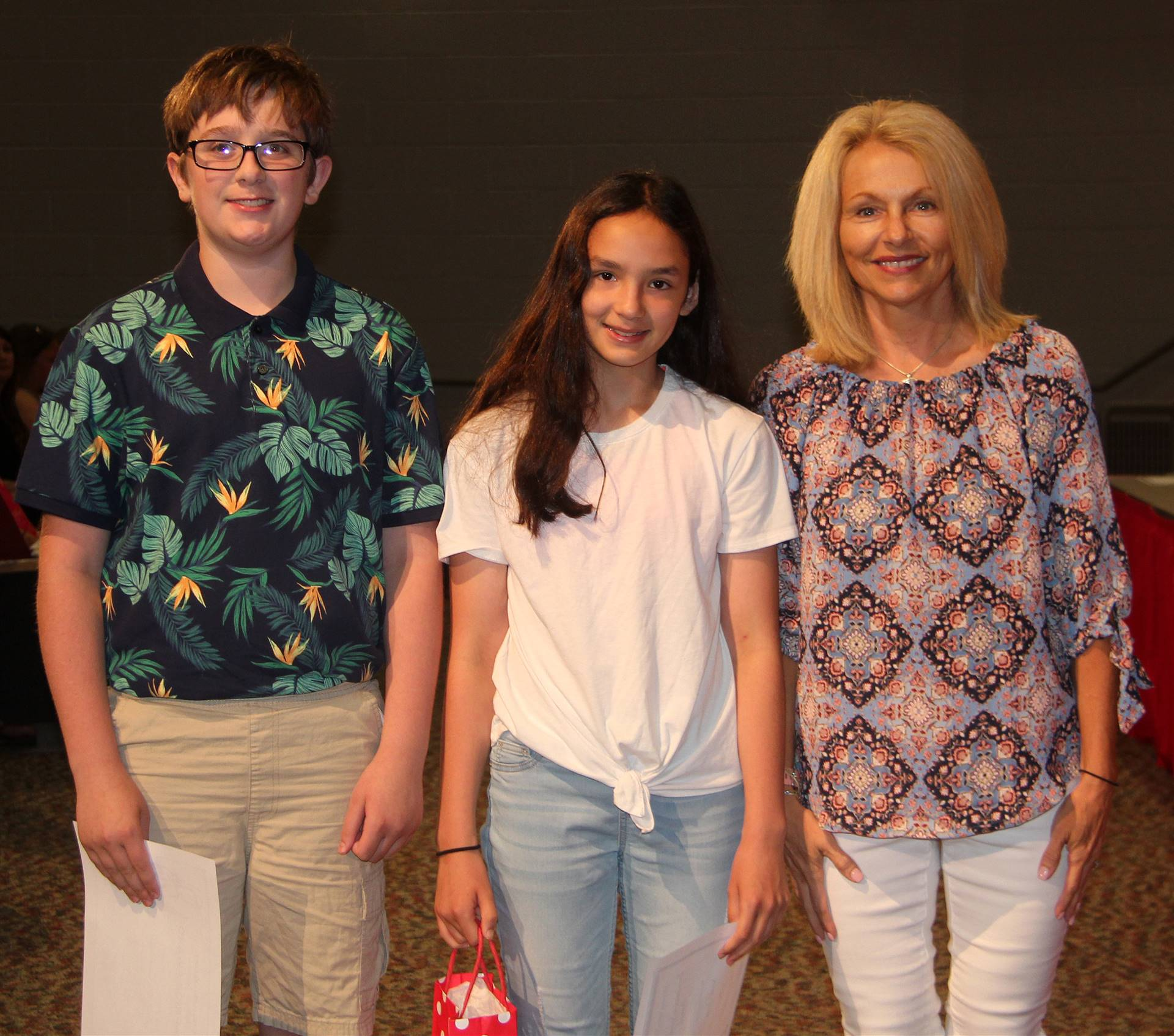 Sixth and seventh grade awards 20