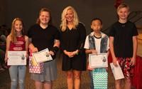 Sixth and seventh grade awards 19