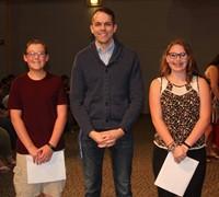 Sixth and seventh grade awards 16