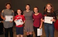 Sixth and seventh grade awards 14