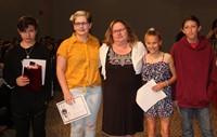 Sixth and seventh grade awards 4