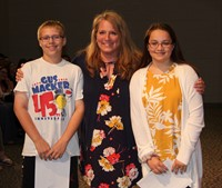 Sixth and seventh grade awards 12