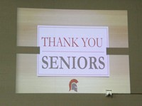 thank you seniors powerpoint slide