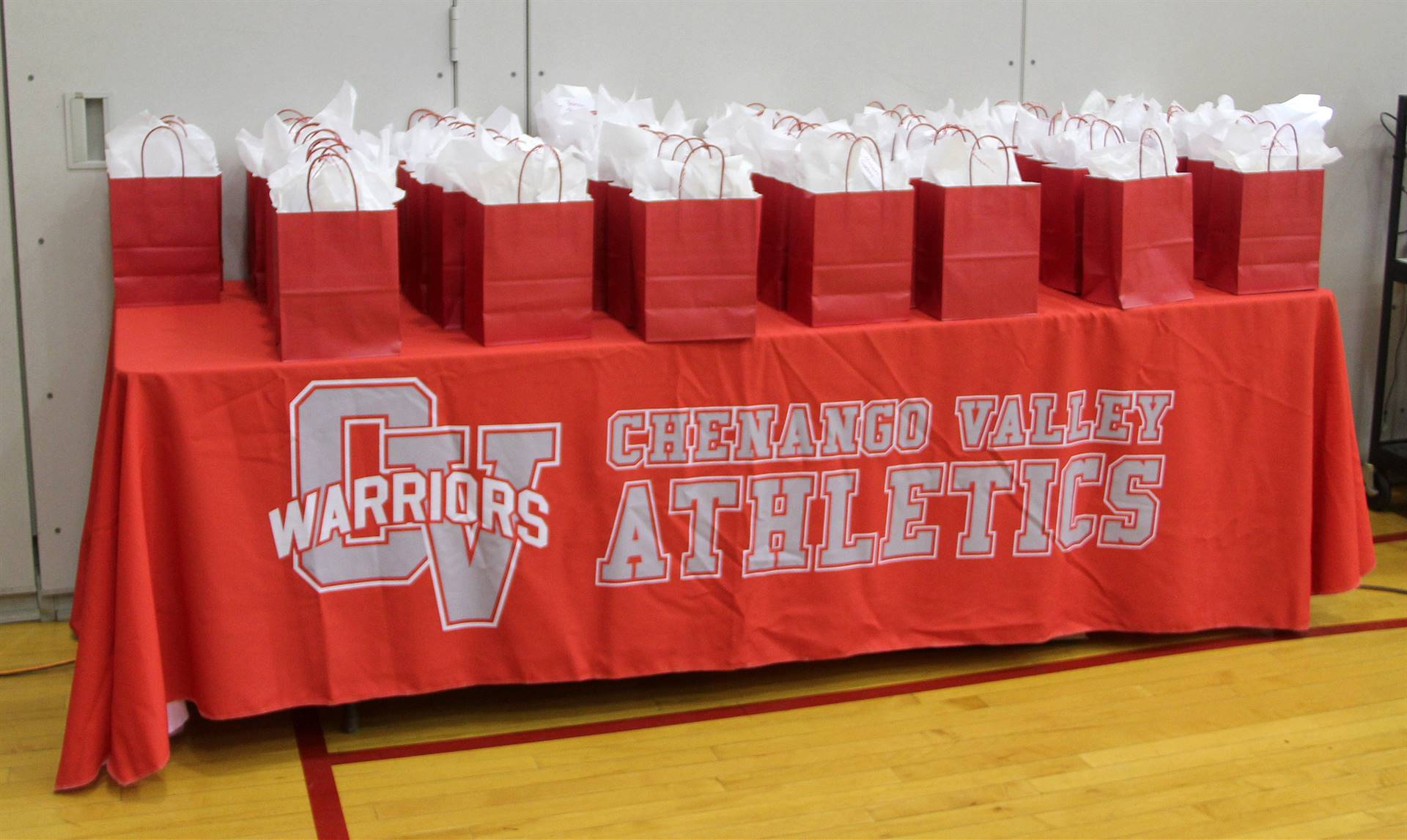 gift awards for three sport athletes