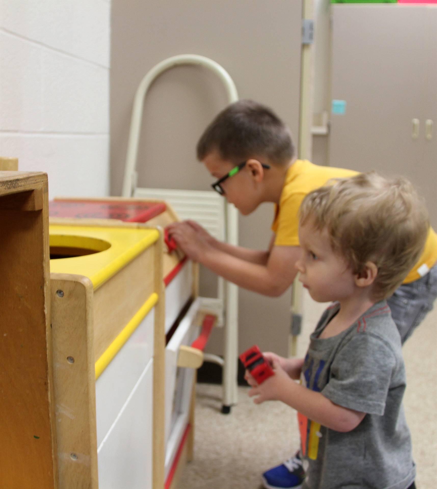 8-27-19 Elementary Summer Open House 11
