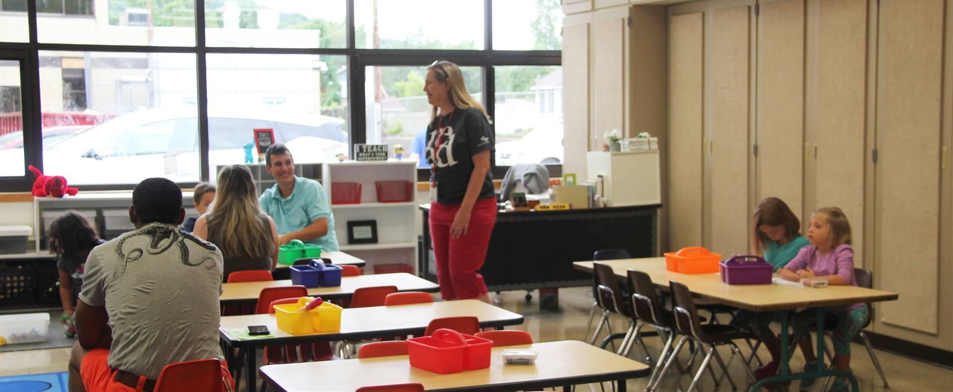 8-27-19 Elementary Summer Open House 8