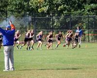 runners beginning to run