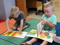 more students reading