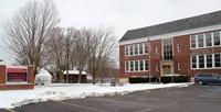 exterior of elementary school