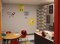 social worker room