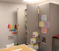 guidance counselor room