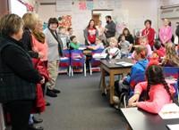 writing celebration classroom