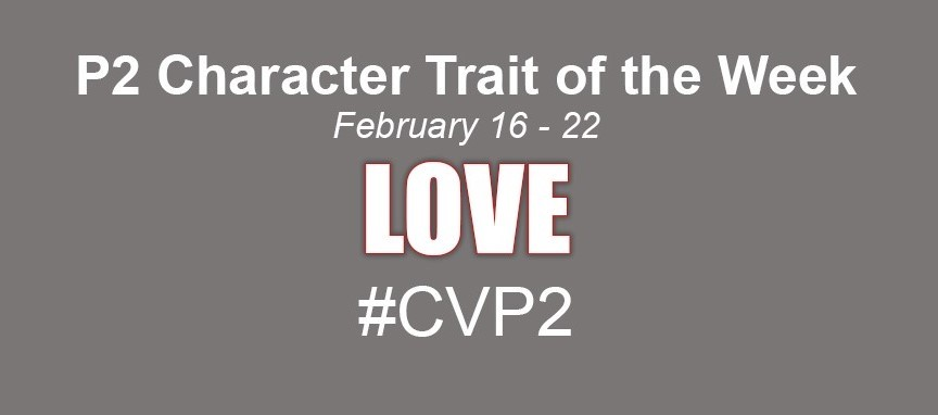 Trait of the Week -  Love
