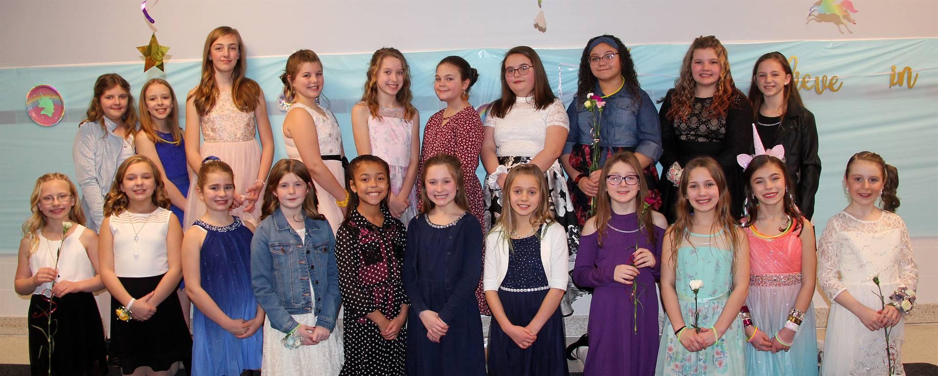fifth grade attendees