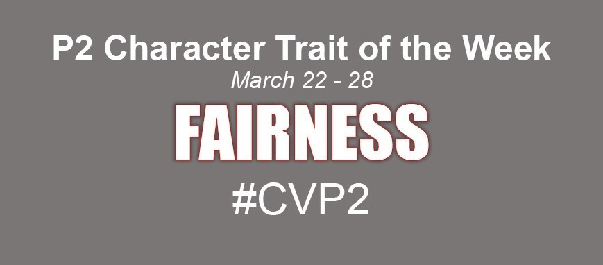 Trait of the Week - Fairness
