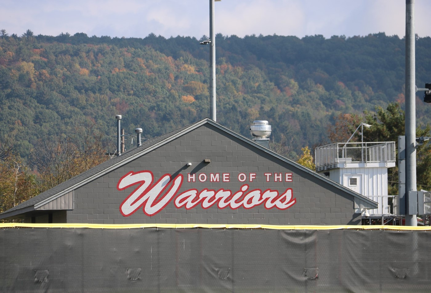 home of the warriors building